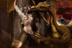 Drachenkuss