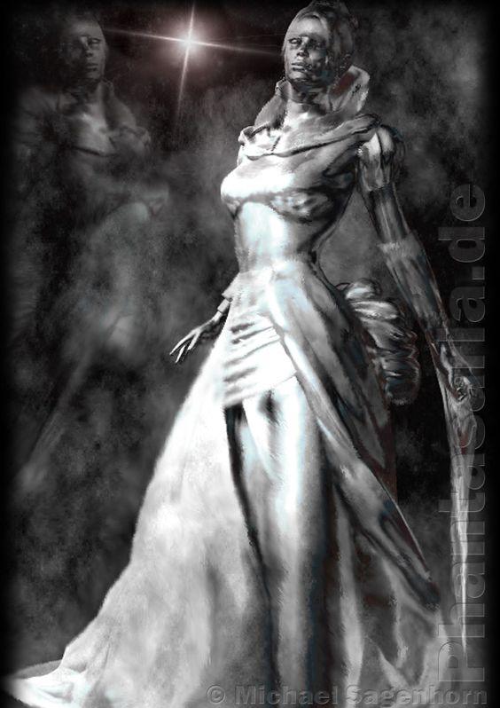Fantasy beautiful princess