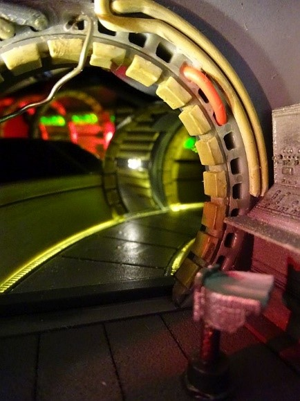 Star Wars Millenium Falcon Deagostini Gang